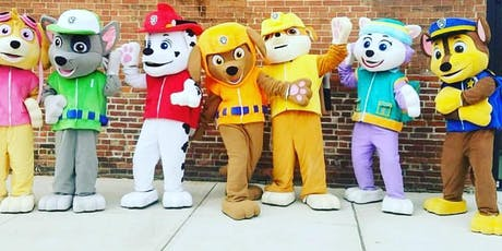 Pancakes with the Pups! The Return of Paw Patrol. tickets