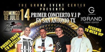 Binomio de Oro en Concierto en San Antonio, Texas