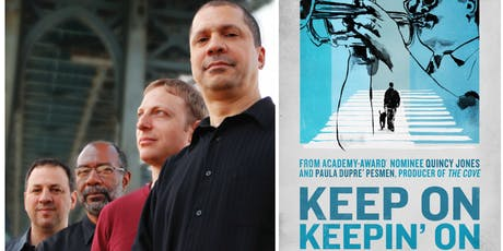 "Native Soul Jazz Concert and Screening of ""Keep on Keepin' On"" tickets"