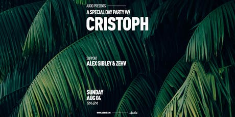 Cristoph (Day Party) tickets