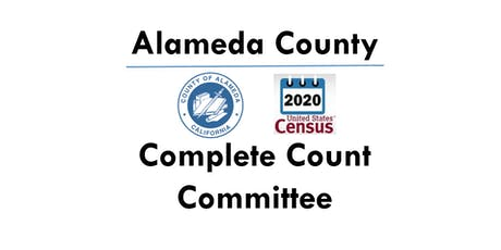 Health Subcommittee: Census Updates, Messaging Development & RFP Info tickets