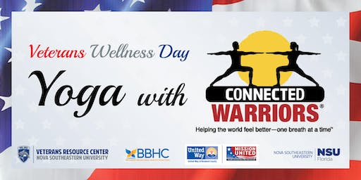 Veterans Wellness Day: Free Yoga Class With Connected Warriors
