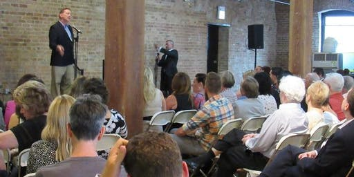 Pop Up Business Incubator: Finding Funding