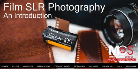 Film SLR Photography 101 - Sacramento tickets