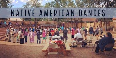 Native American Dances at the Cortez Cultural Center