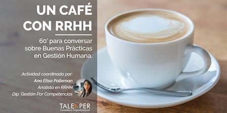 Un café con RRHH entradas