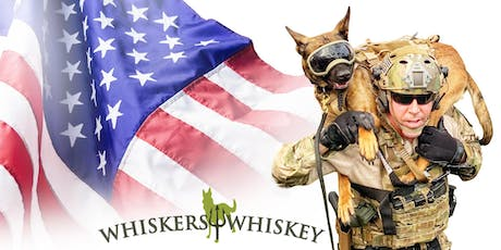 Whiskers and Whiskey tickets