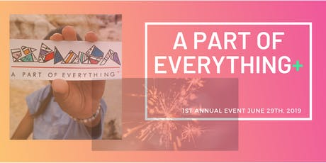 A Part of Everything+ Event (False Ego 1 Year Anniversary) tickets