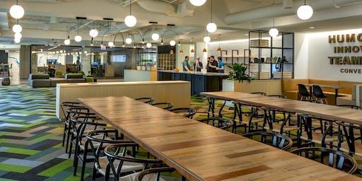 Built In Brews at Peapod Digital Labs