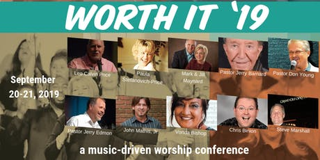 Worth It 2019: A Music-Driven Worship Conference tickets