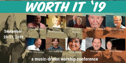 Worth It 2019: A Music-Driven Worship Conference
