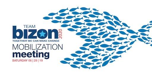 TEAM BIZON Volunteer Mobilization Meeting