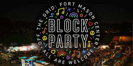 Off the Grid Block Party tickets