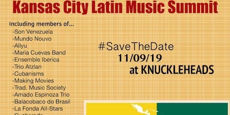 Kansas City Latin Music Summit tickets