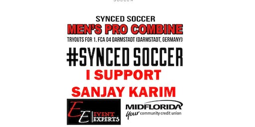 Support Sanjay Karim Trip to Germany
