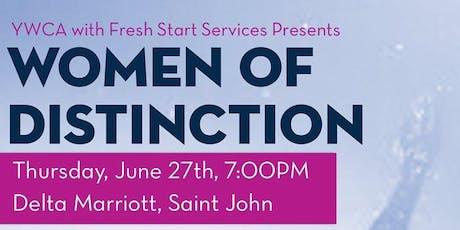 Women of Distinction 2019 - Building Brilliance tickets