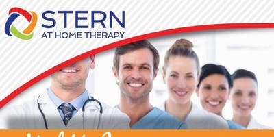 Stern At Home Therapy Job Fair For Physical Therapists