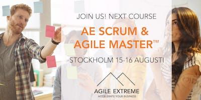 AE Scrum & Agile Master™