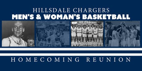 2019 Chargers Women's and Men's Basketball Homecoming Reunion tickets