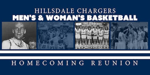 2019 Chargers Women's and Men's Basketball Homecoming Reunion