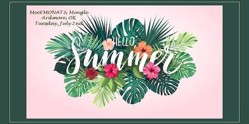 Meet Monat & Mingle | Ardmore, OK