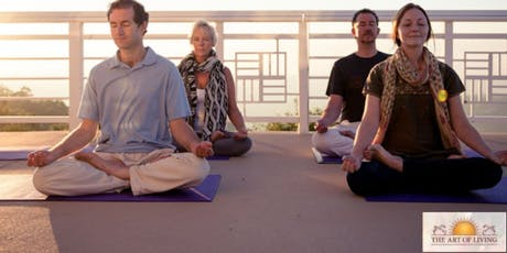 DALLAS MEDITATES   - Yoga for Mental Wellness tickets