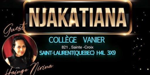 NJAKATIANA - MONTREAL - SAMEDI 29 JUIN 2019 - 18h30