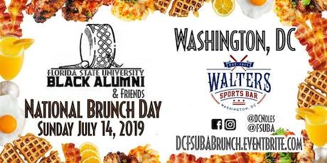 #FSUBABrunch - 2019 Washington D.C. FSU Black Alumni Brunch // FSUBAA tickets