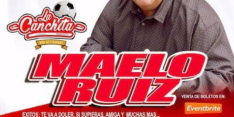 Maelo Ruiz en Danbury, CT tickets