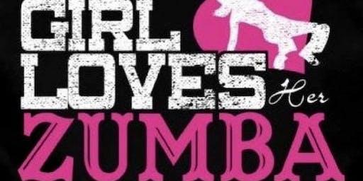 Pink Mug Society (PMS) Zumba with Jill