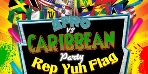 Rep Yuh Flag Caribbean Party