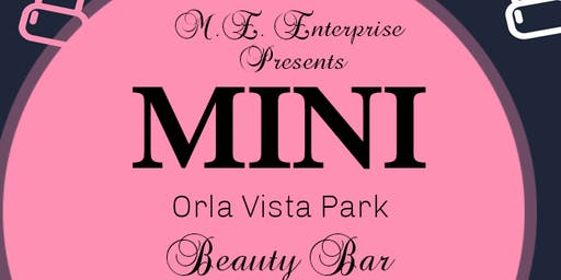 Mini Beauty Bar