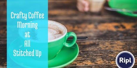 Crafty Coffe Morning tickets