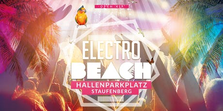 Electro Beach Open Air Tickets