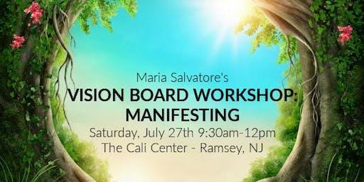 Vision Board Workshop: Manifesting