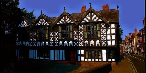 Stanley Palace Chester Ghost Hunt