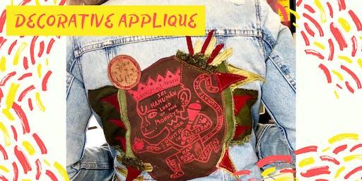 Sewing: Decorative Appliqué