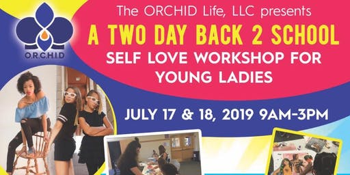 SELF LOVE WORKSHOP FOR YOUNG LADIES