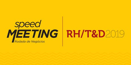 Speed Meeting RH/T&D Campinas ingressos
