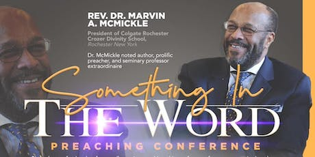 Something In The Word Preaching Conference  tickets