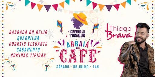 Arraiá do Cafe  06/07 - Café de La Musique Floripa