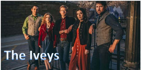 The Iveys @ Sacred Grounds tickets