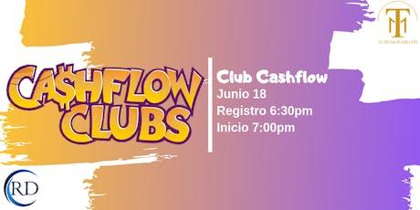 Club Cashflow  entradas