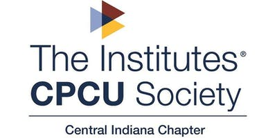 Central Indiana CPCU Society Chapter I-Day 2019