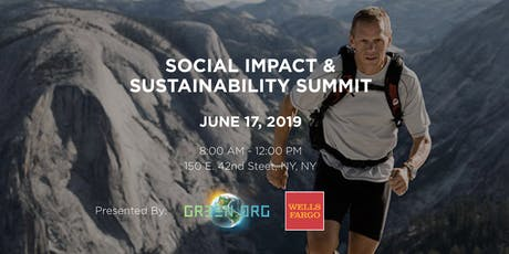 Social Impact & Sustainability Summit  tickets