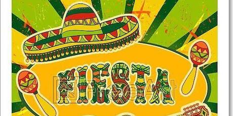 """Get Arty """"Mexican Fiesta Week"""" P1-7 10 am S1-4 11.30am tickets"""