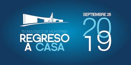 Regreso a Casa  2019 (1989, 1994, 1999) - TEC Campus Toluca entradas