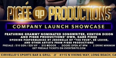 Pigee Productions Showcase