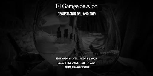 IIIº DEGUSTACIÓN DEL AÑO 2019 - EL GARAGE DE ALDO
