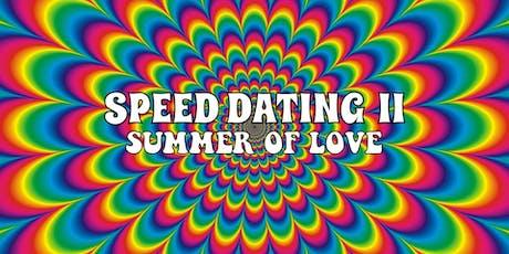Speed Dating II tickets